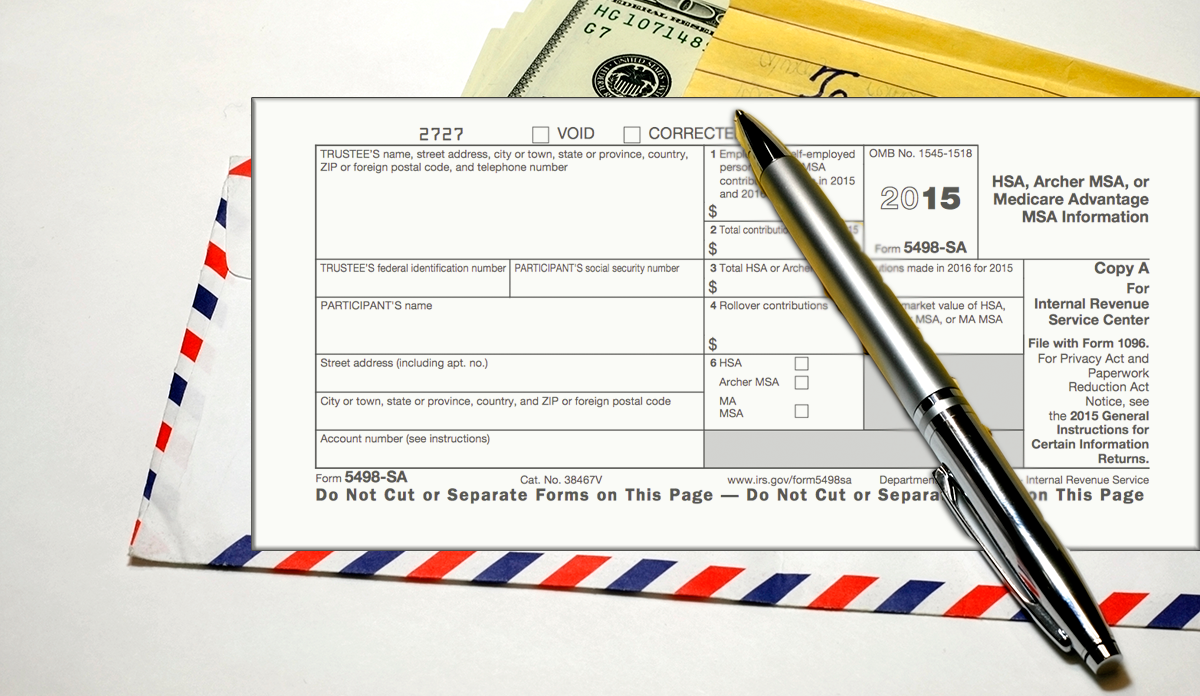What is IRS Form 5498-SA? | Benefit Resource, Inc.