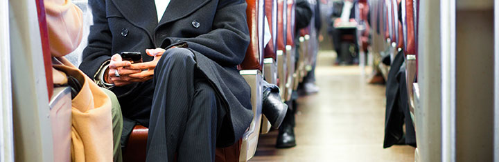 Boost Employee Satisfaction With Commuter Benefits use mass transit