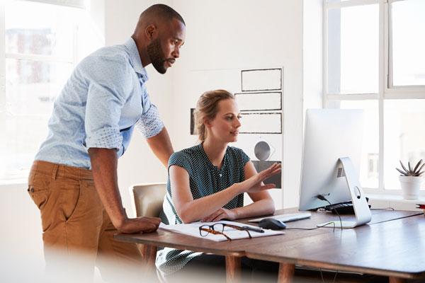 create a positive work environment