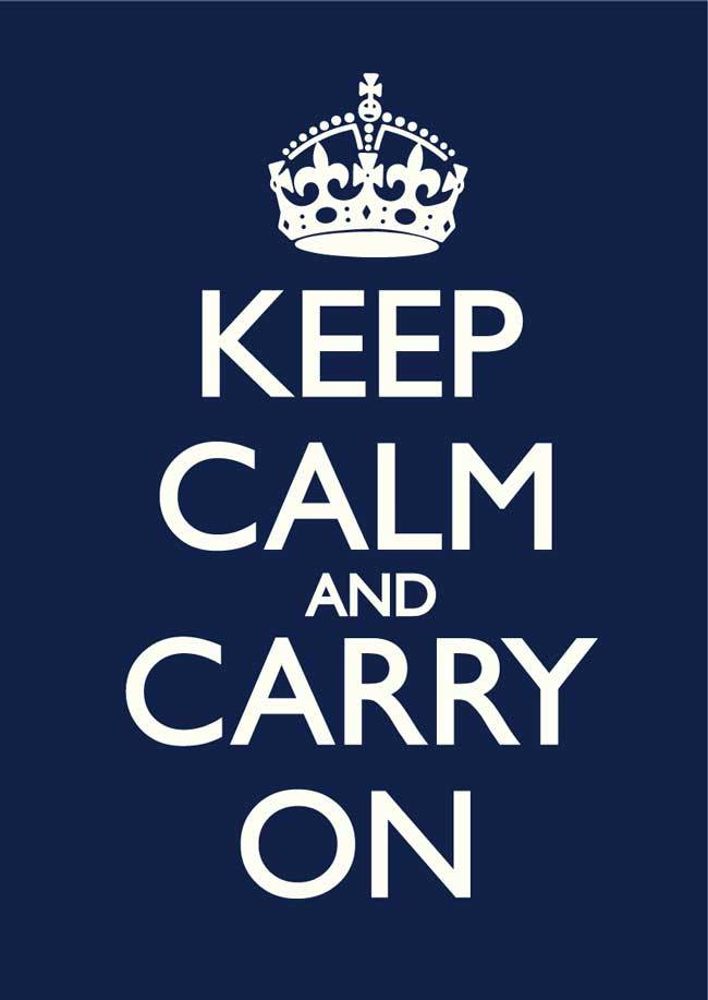 Keep calm and carry on when COBRA coverage ends