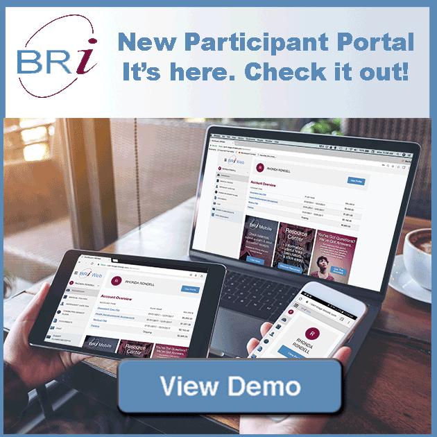 BRiWeb Participant Portal Coming Soon