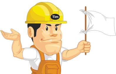 Tim to surrender