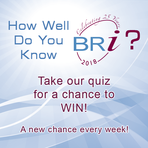How Well Do You Know BRI? Quiz