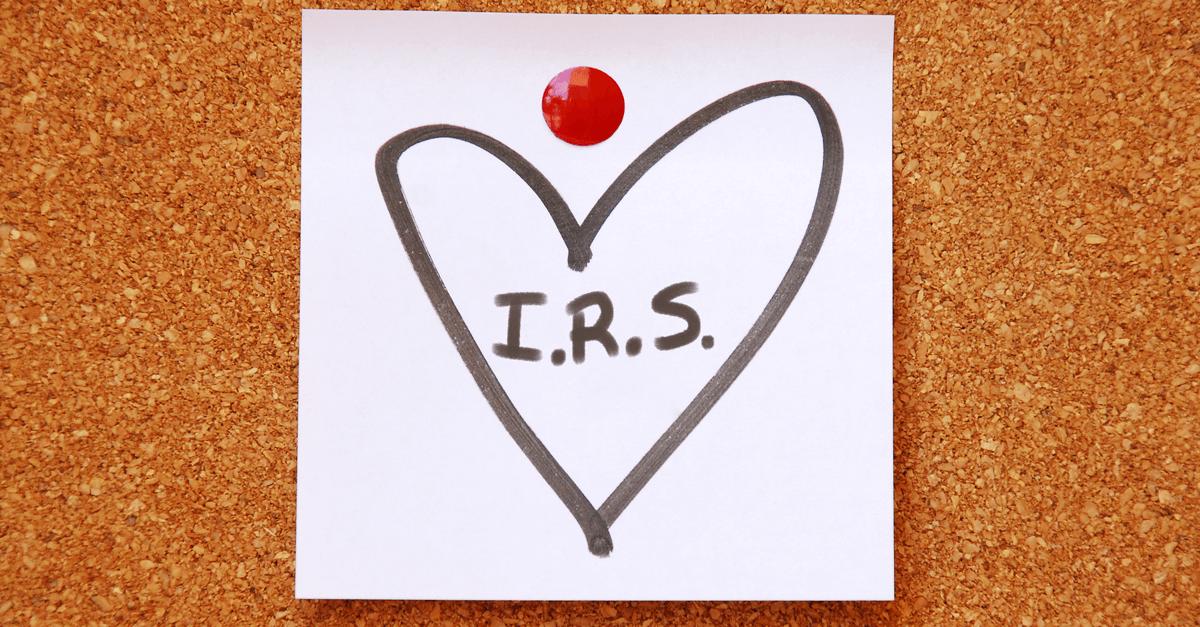 IRS love