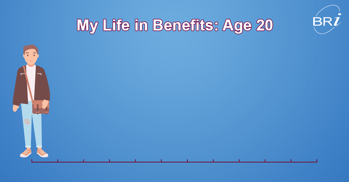 Commuting Benefits for 20 year olds