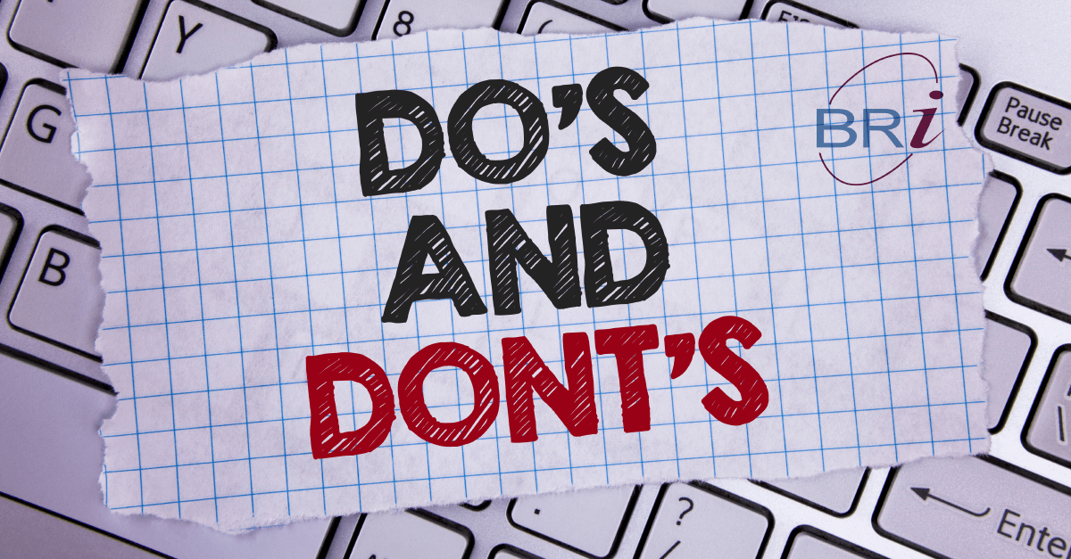 Get the most out of your HRA with these Dos and Don'ts