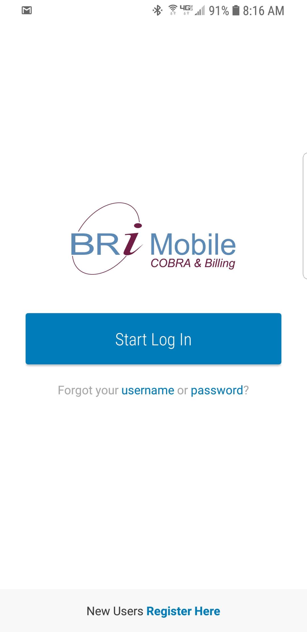 COBRA app