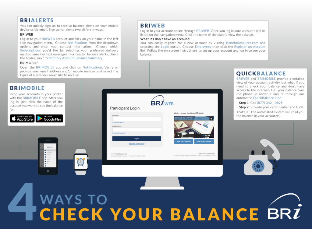 How to Check Your Balance