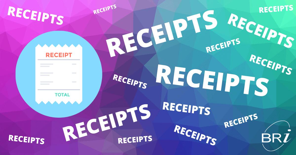 receipt guide
