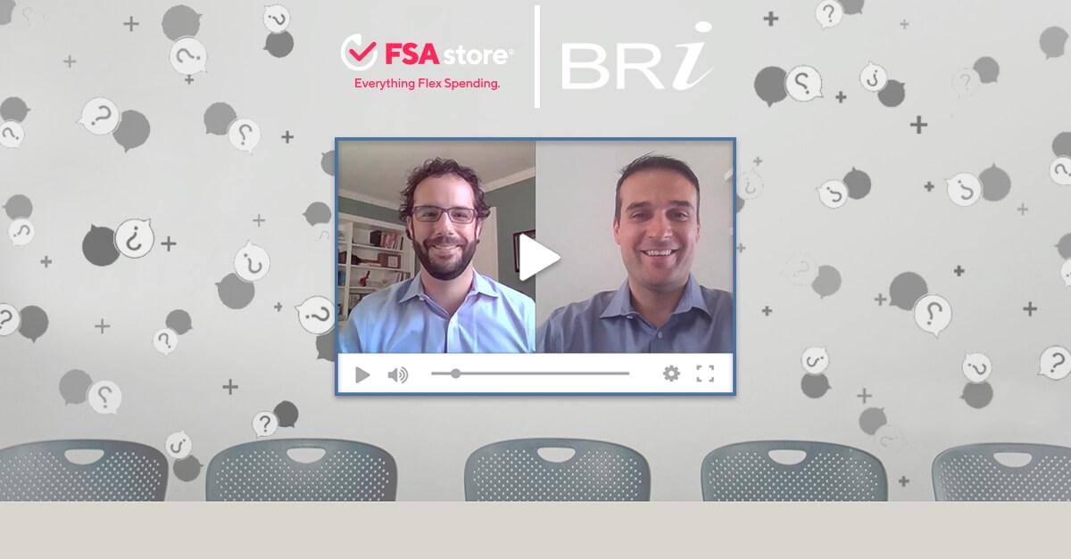 BRI & FSAstore.com Partnership Q&A