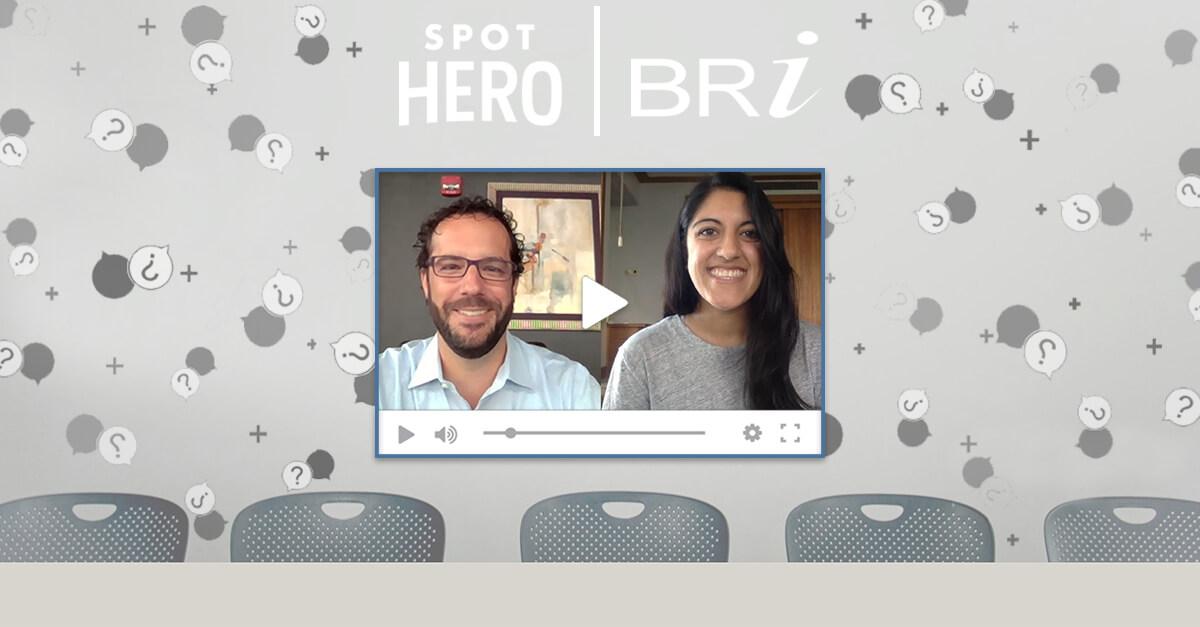 SpotHero Partnership Q&A