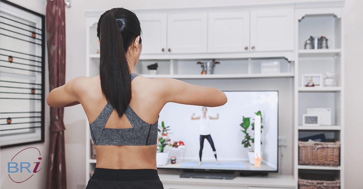 wellness programs during covid-19 workout at home healthy