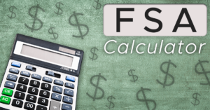 FSA calculator