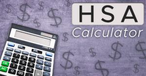 HSA calculator
