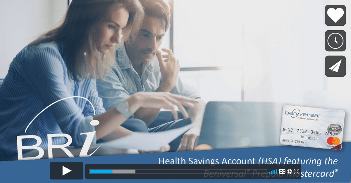 [Video] Understanding Your HSA Benefits Open Enrollment Presentation