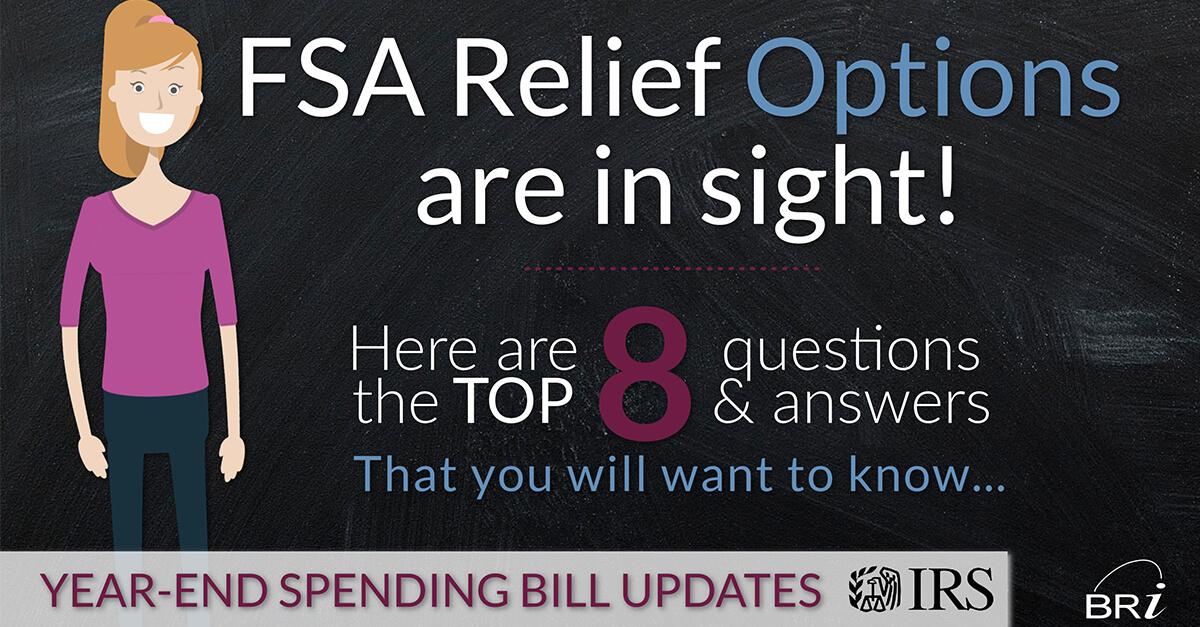 FSA Relief Considerations Q&A