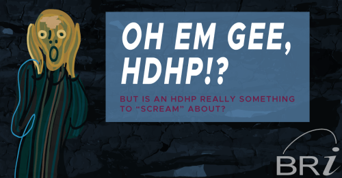 Oh Em Gee, HDHP? But is an HDHP really something to scream about? Don't shy away from a high-deductible health plan because of the name