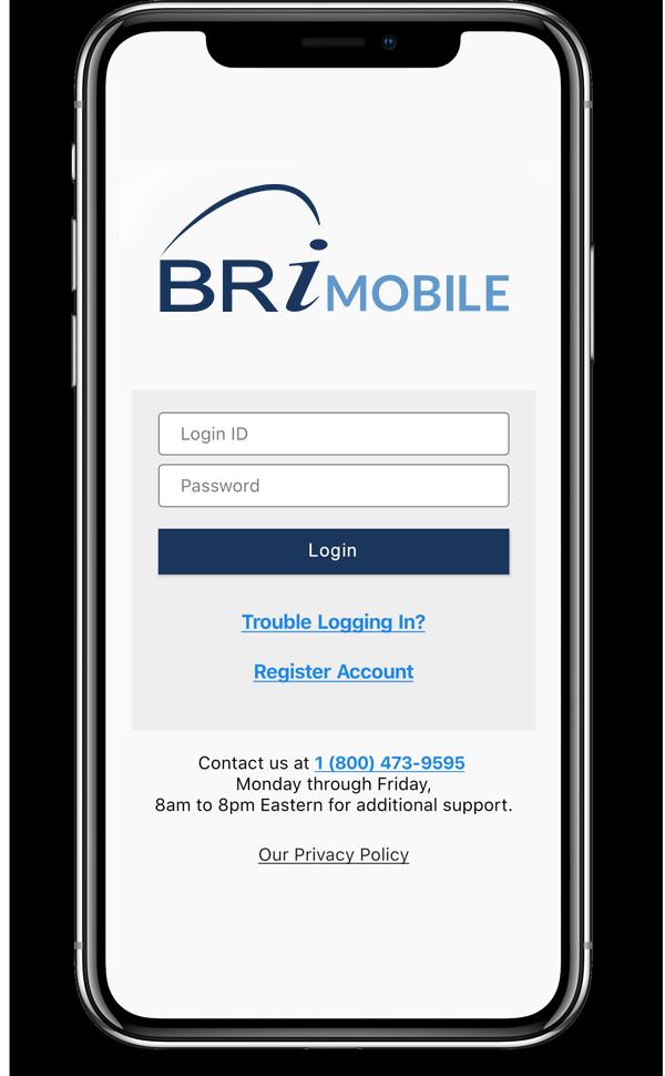 BRI Mobile App