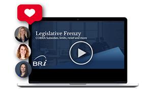 Legislative Frenzy Webinar