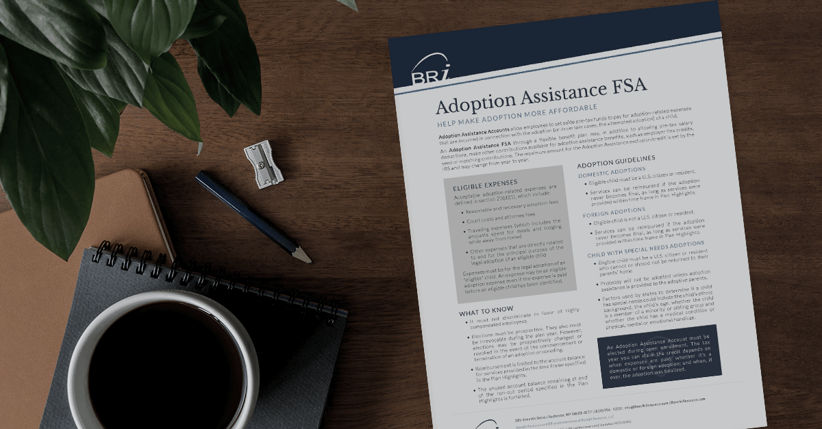 [Flyer] FSA Adoption Assistance Prospect Flyer